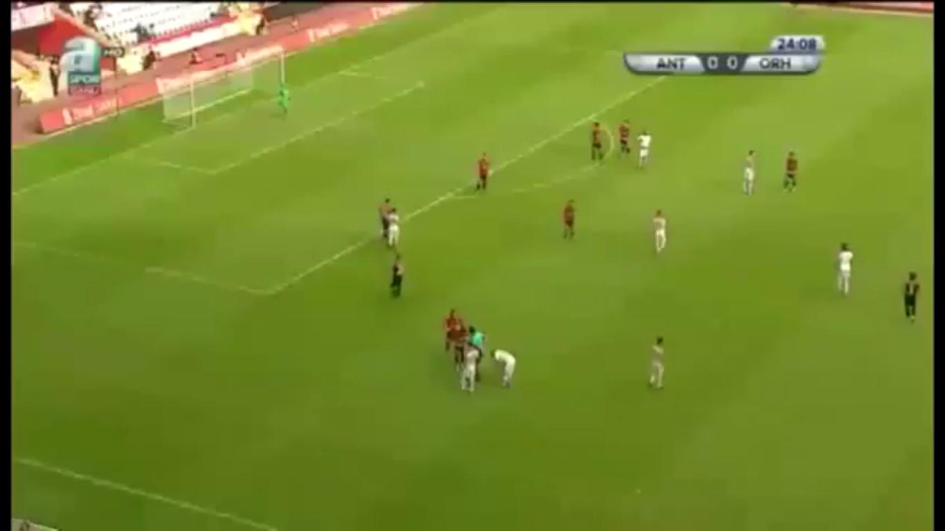 12-12-2017 - Antalyaspor 2-3 Orhangazispor (ZIRAAT CUP)