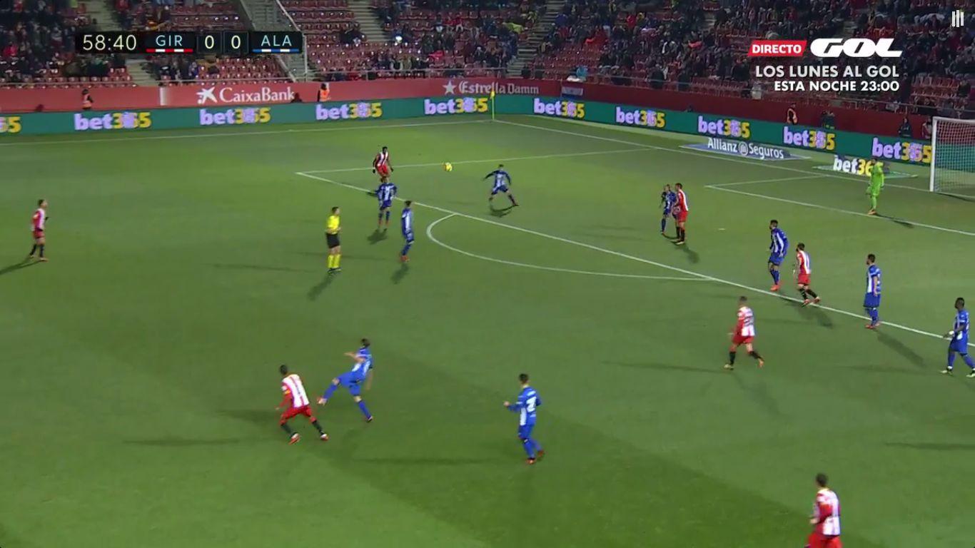 04-12-2017 - Girona 2-3 Alaves