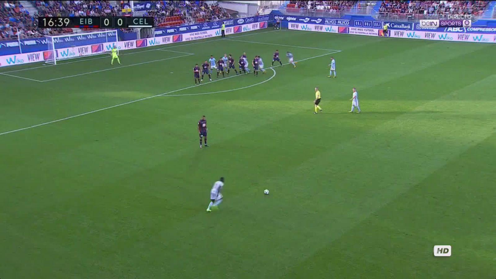 24-09-2017 - Eibar 0-4 Celta Vigo
