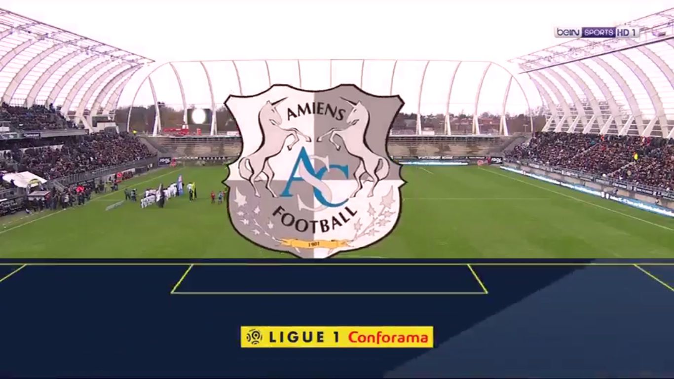 10-12-2017 - Amiens 1-2 Lyon
