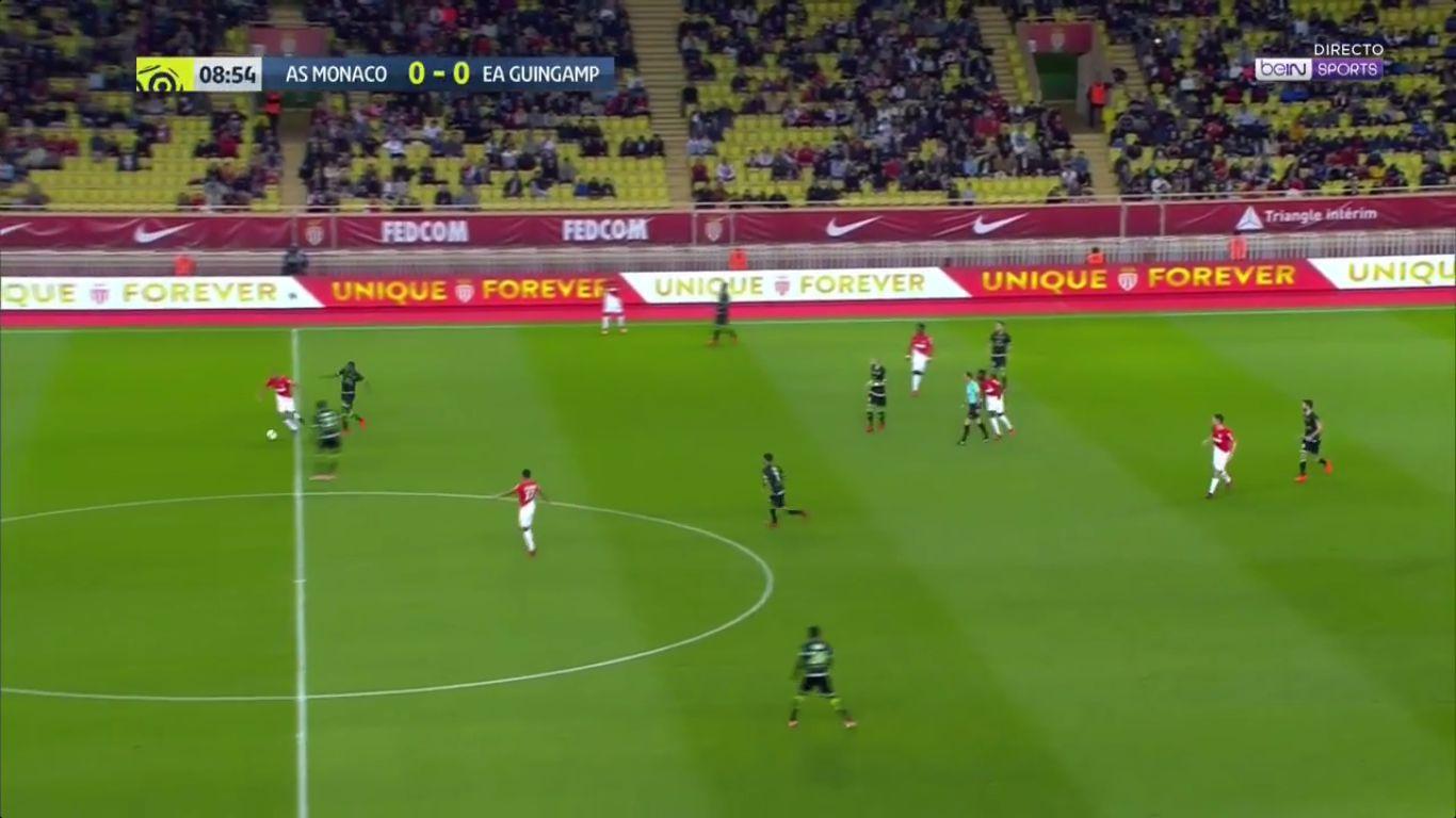 04-11-2017 - Monaco 6-0 Guingamp