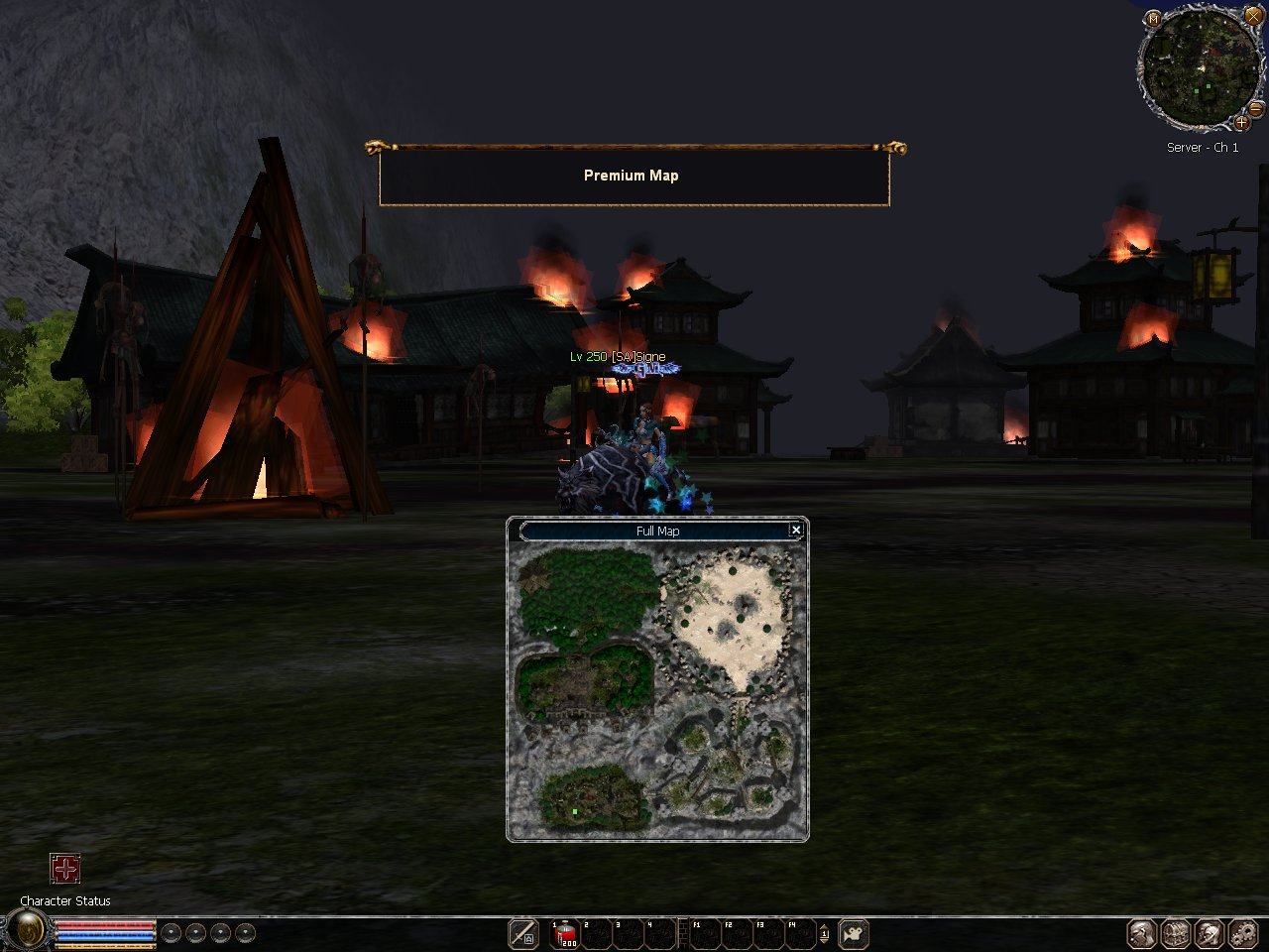 English Serverfiles + Client By [SA]Signe - RaGEZONE - MMO