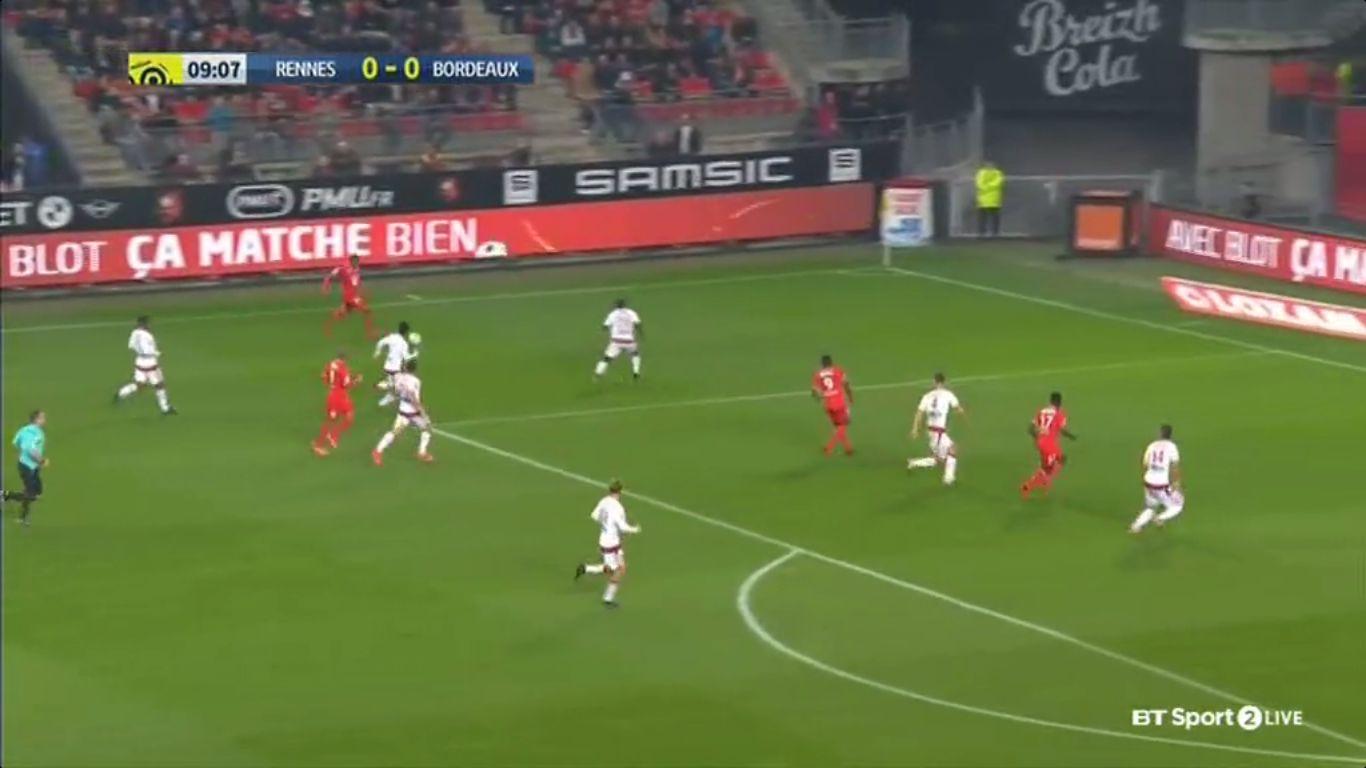 03-11-2017 - Rennes 1-0 Bordeaux