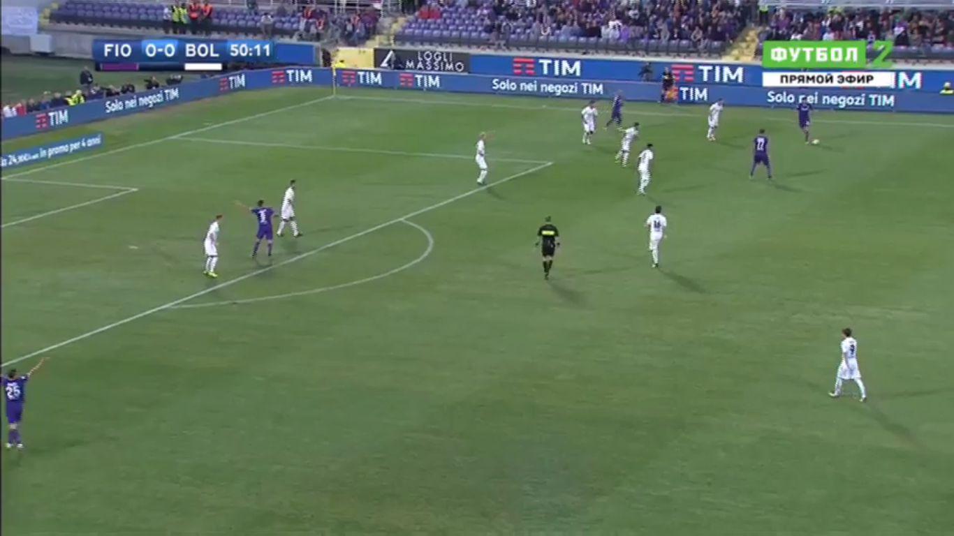 16-09-2017 - Fiorentina 2-1 Bologna