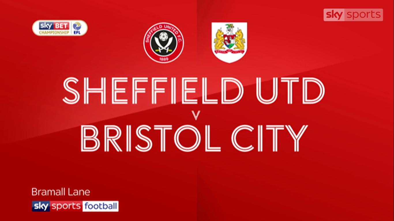 08-12-2017 - Sheffield United 1-2 Bristol City (CHAMPIONSHIP)