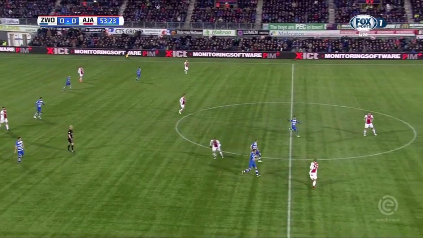 18-02-2018 - PEC Zwolle 0-1 Ajax