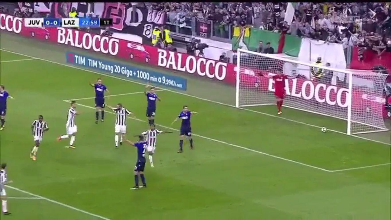 14-10-2017 - Juventus 1-2 Lazio
