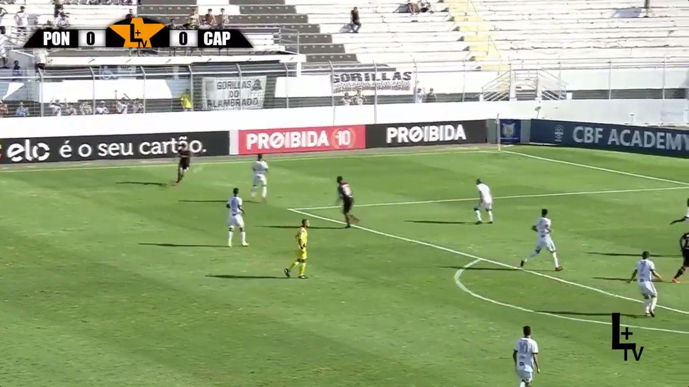 16-11-2017 - Ponte Preta 2-1 Atletico PR