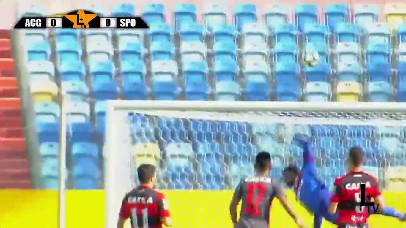 13-11-2017 - Atletico GO 2-0 Sport Recife