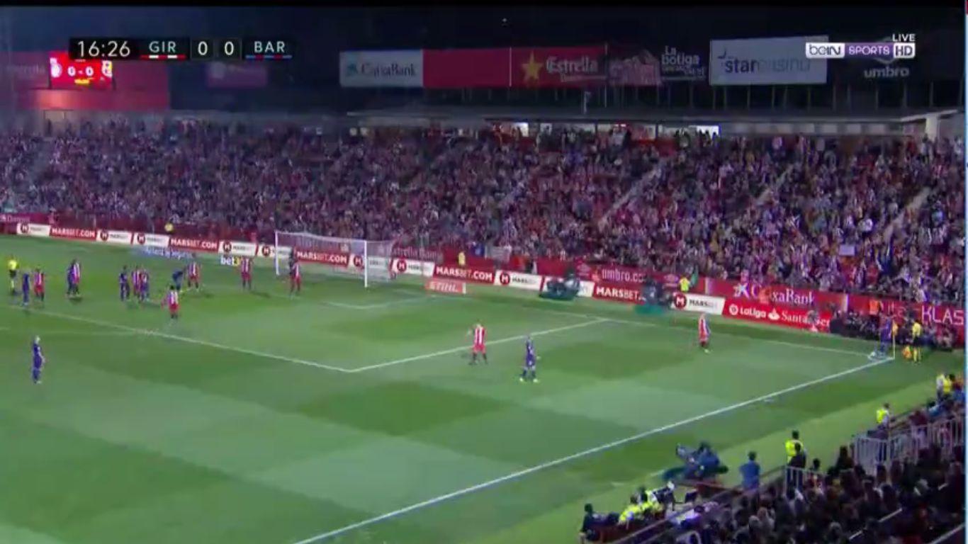 23-09-2017 - Girona 0-3 Barcelona