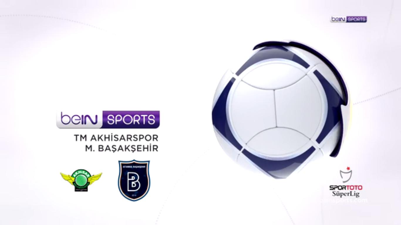 01-04-2018 - Akhisarspor 1-2 Istanbul Basaksehir