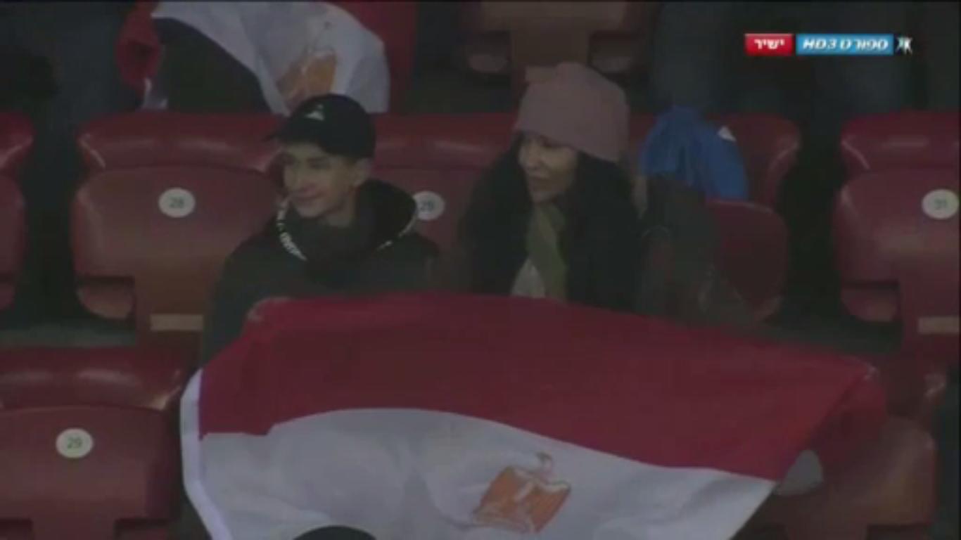 27-03-2018 - Egypt 0-1 Greece (FRIENDLY)