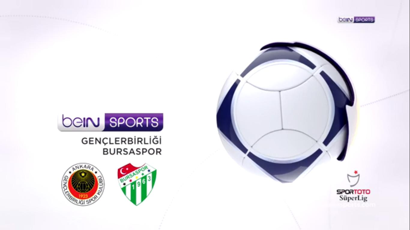 18-05-2018 - Genclerbirligi 1-0 Bursaspor