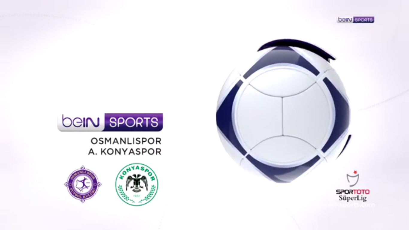 01-04-2018 - Osmanlispor FK 0-0 Konyaspor