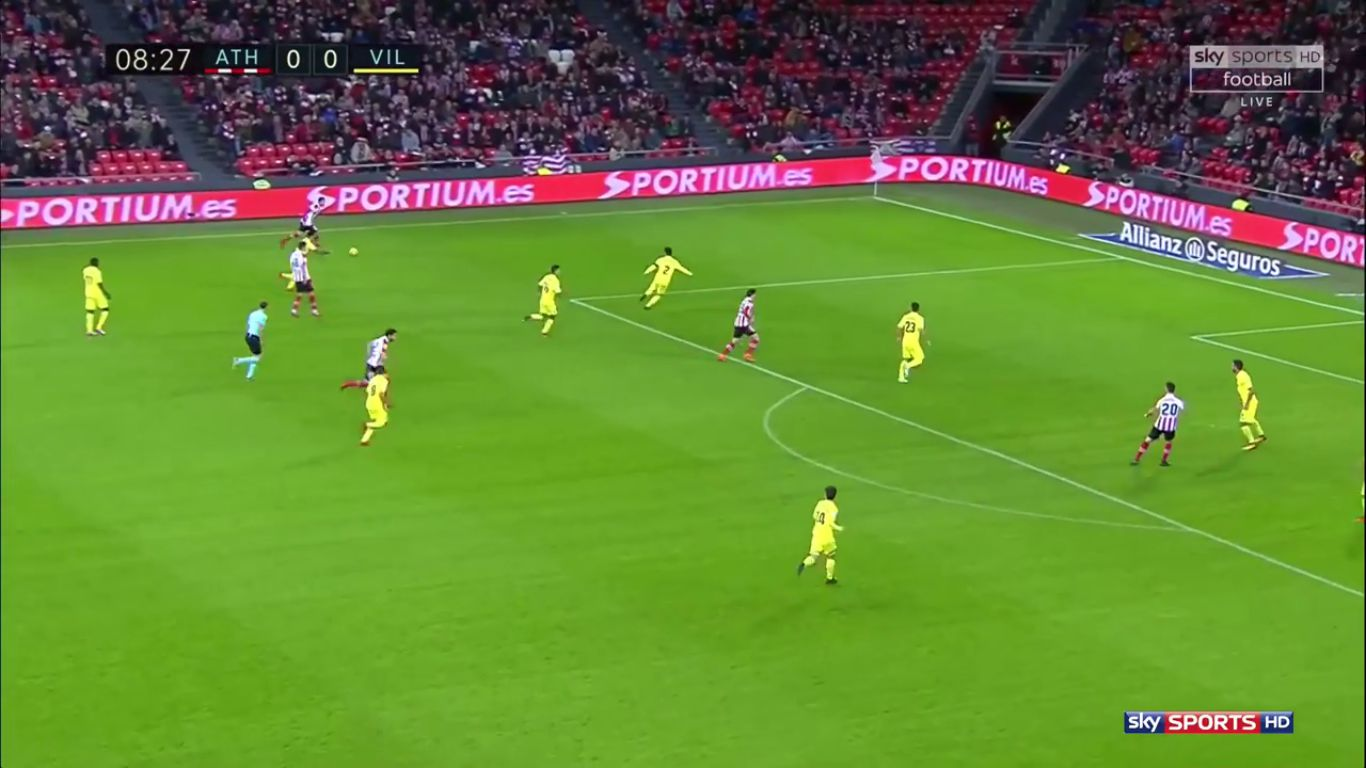 19-11-2017 - Athletic Bilbao 1-1 Villarreal