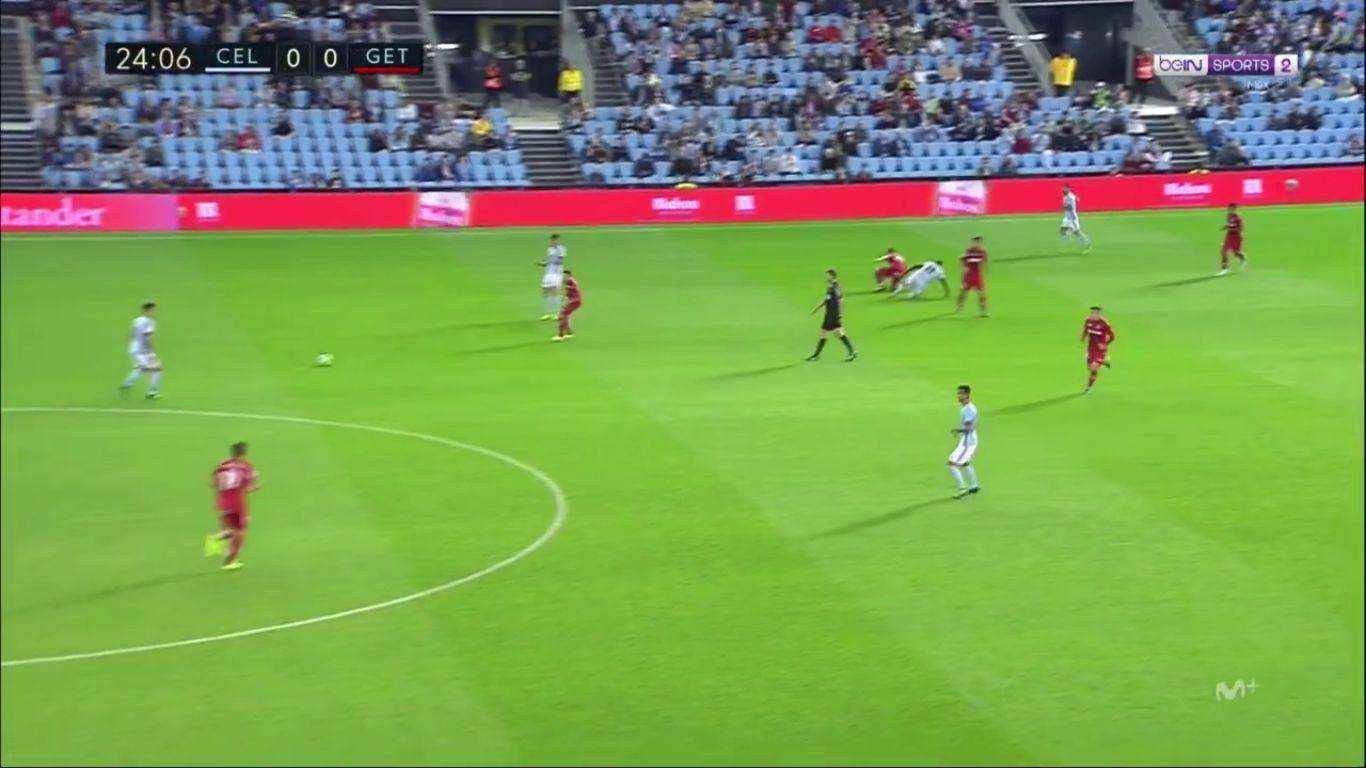 21-09-2017 - Celta Vigo 1-1 Getafe