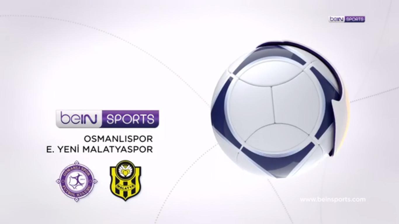 20-01-2018 - Osmanlispor FK 0-0 Yeni Malatyaspor
