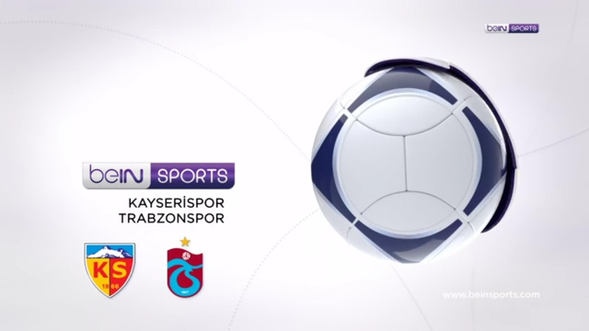 04-11-2017 - Kayserispor 0-0 Trabzonspor