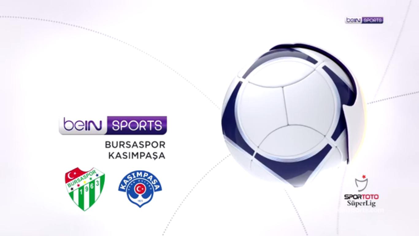 08-04-2018 - Bursaspor 0-1 Kasimpasa