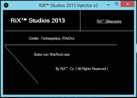 Raccolta Migliori DLL Injector per Warrock