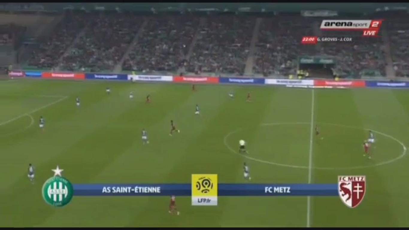 14-10-2017 - Saint-Etienne 3-1 Metz