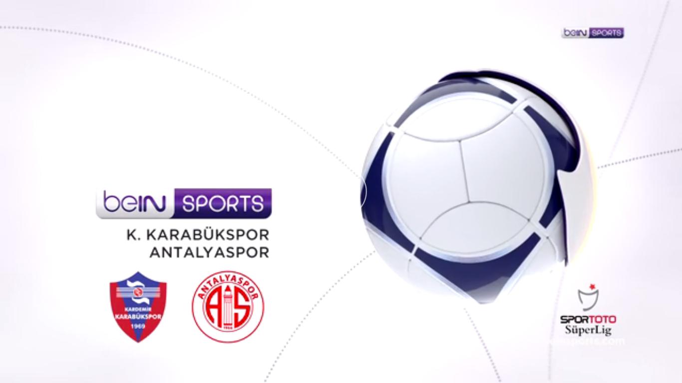 07-04-2018 - Karabukspor 1-2 Antalyaspor