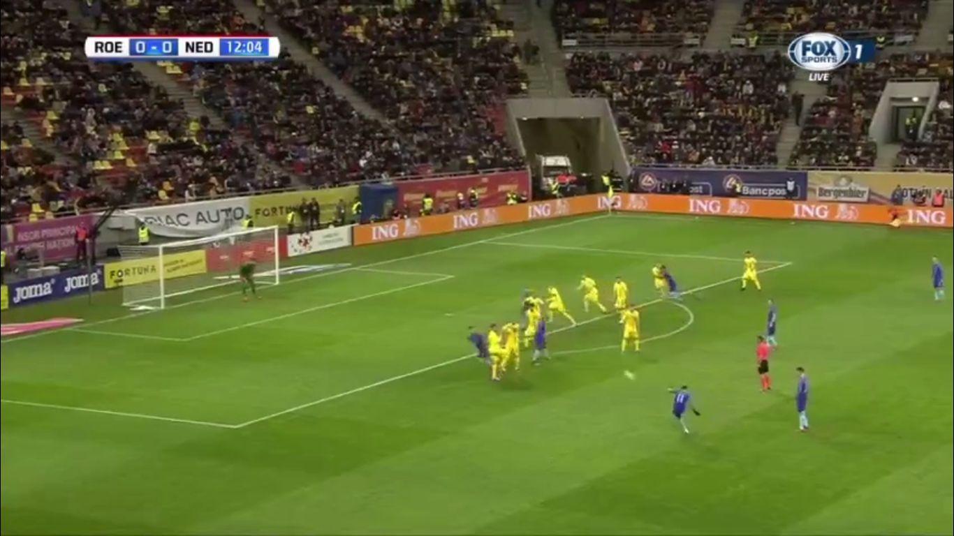 14-11-2017 - Romania 0-3 Netherlands (FRIENDLY)