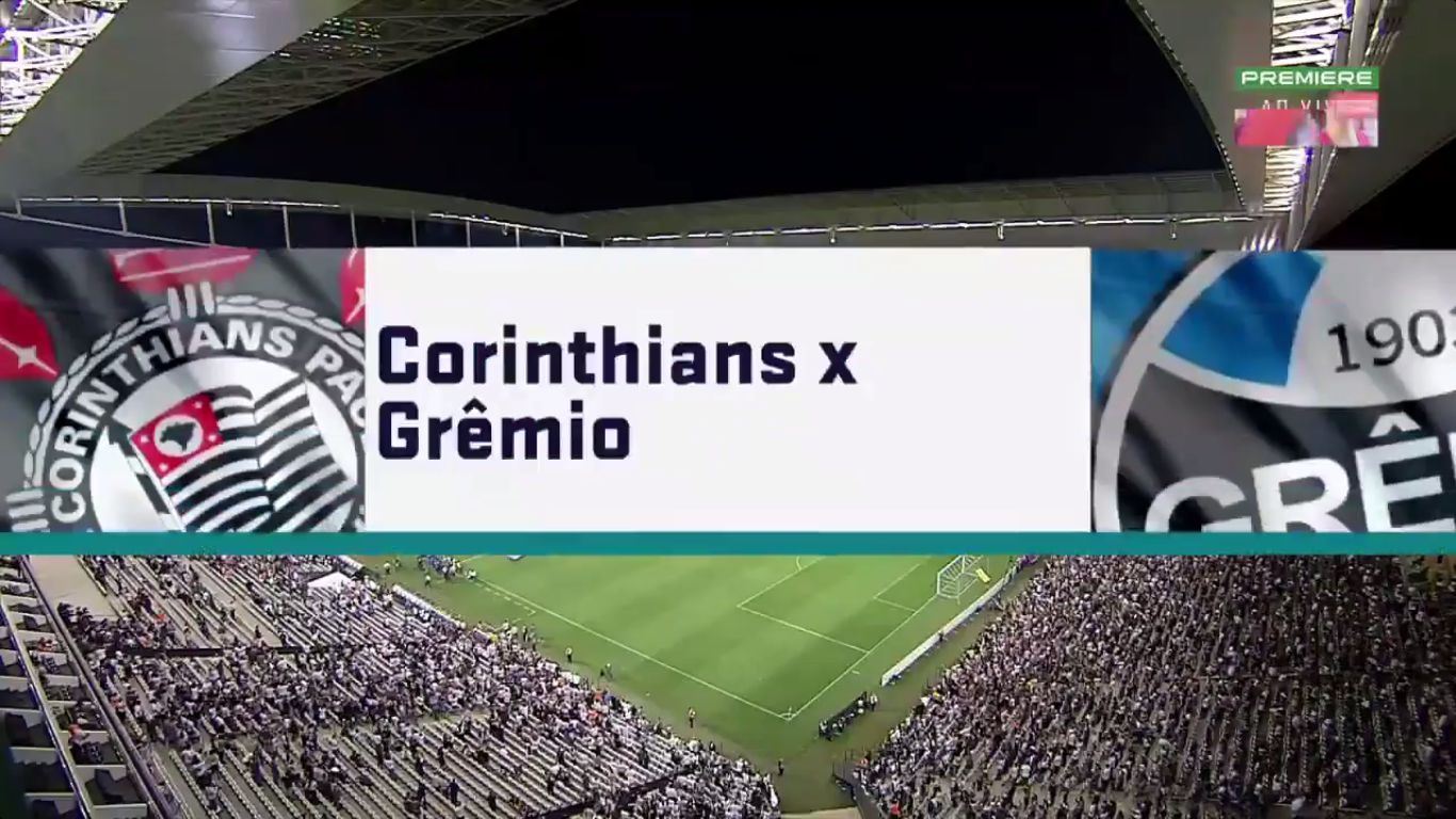 19-10-2017 - Corinthians 0-0 Gremio