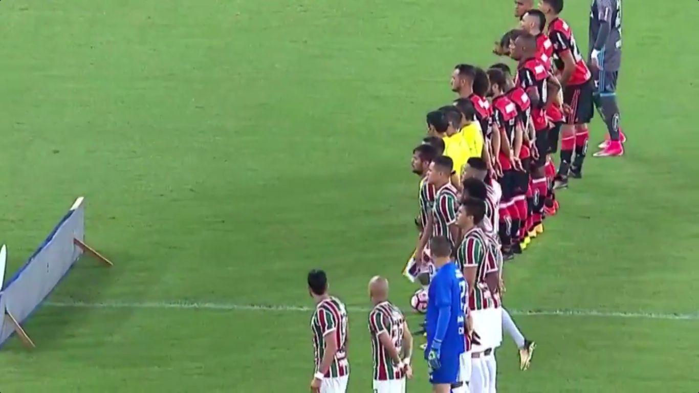 26-10-2017 - Fluminense 0-1 Flamengo (COPA SUDAMERICANA)