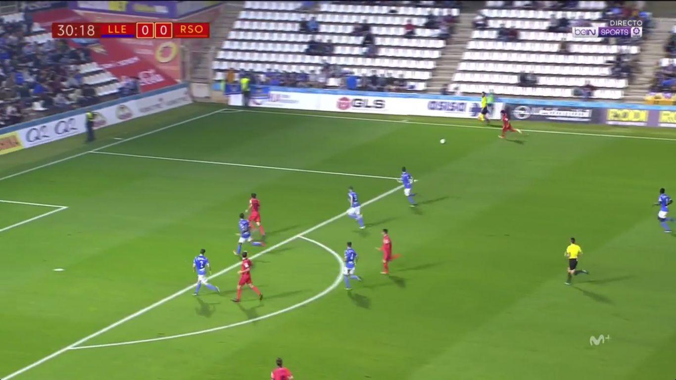 26-10-2017 - Lleida Esportiu 0-1 Real Sociedad (COPA DEL REY)