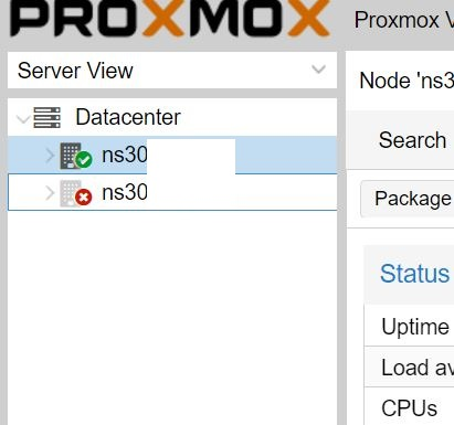 cluster not ready - no quorum? (500)   Proxmox Support Forum