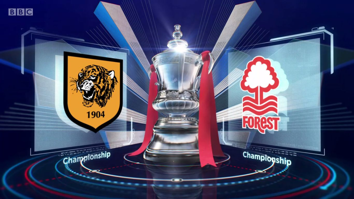27-01-2018 - Hull City 2-1 Nottingham Forest (FA CUP)