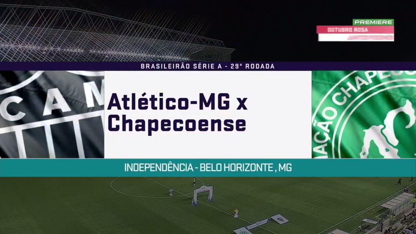 19-10-2017 - Atletico MG 2-3 Chapecoense AF