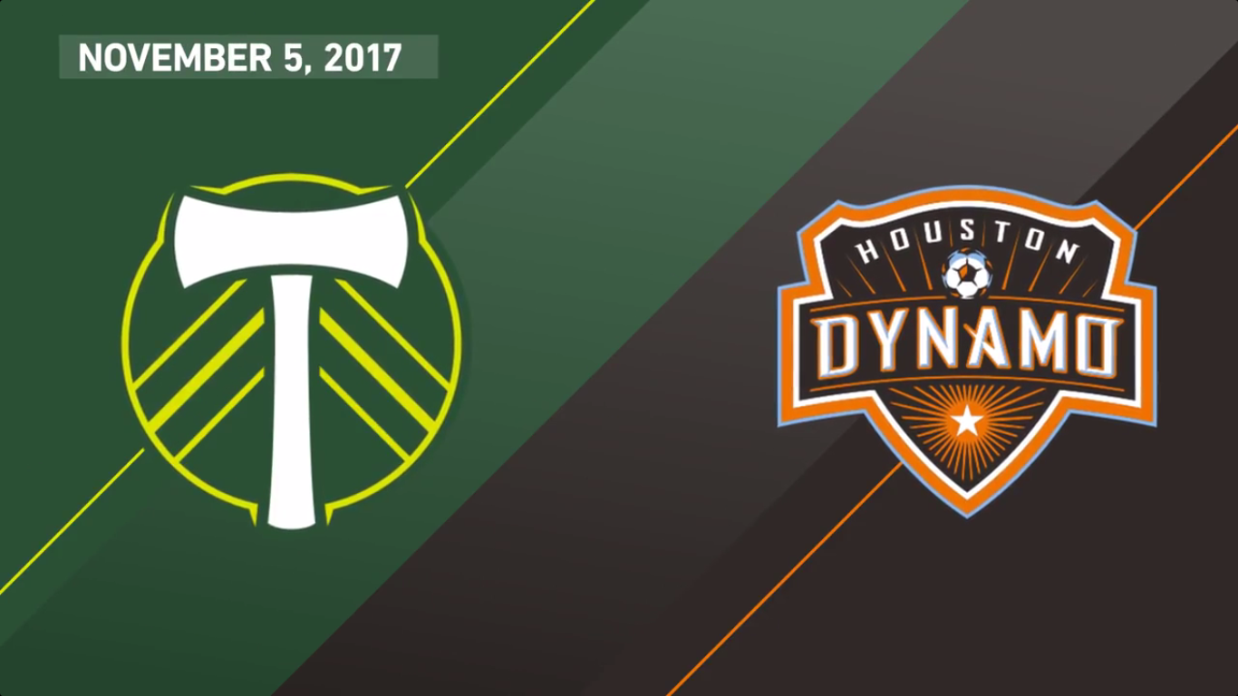 06-11-2017 - Portland Timbers 1-2 Houston Dynamo