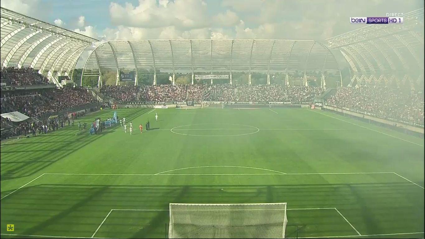 17-09-2017 - Amiens 0-2 Marseille