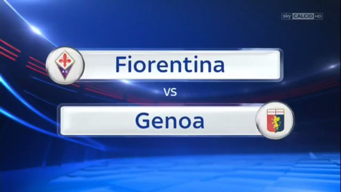 17-12-2017 - Fiorentina 0-0 Genoa
