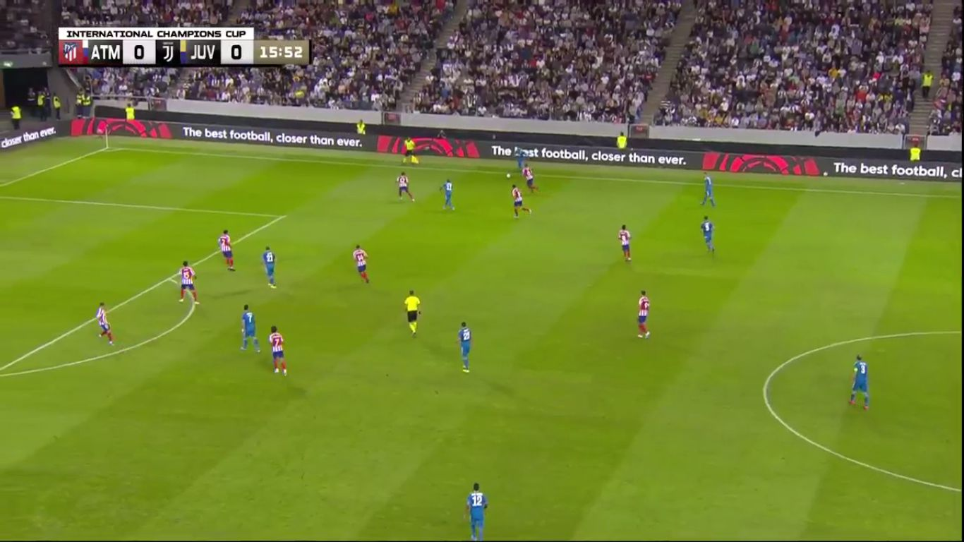 10-08-2019 - Atletico Madrid 2-1 Juventus (CHAMPIONS CUP)