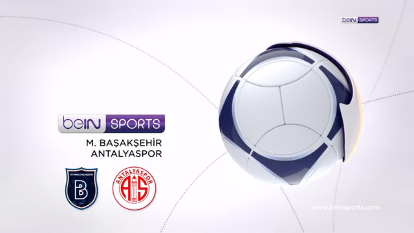 17-12-2017 - Istanbul Basaksehir 4-1 Antalyaspor