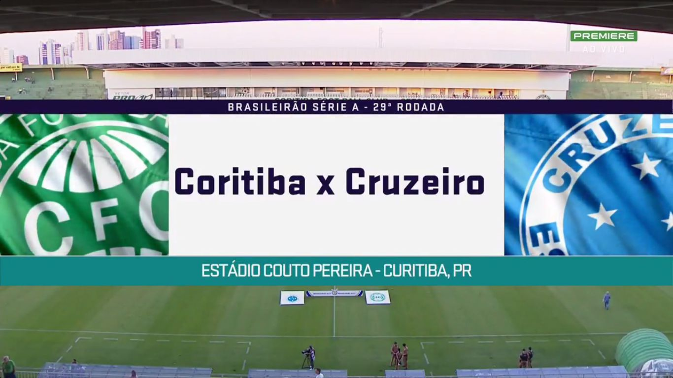 19-10-2017 - Coritiba 1-0 Cruzeiro