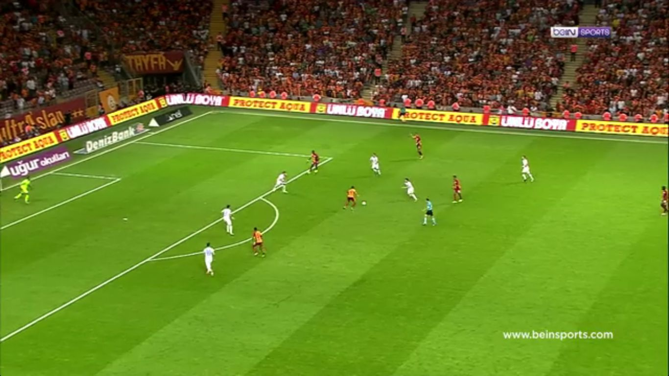 16-09-2017 - Galatasaray 2-0 Kasimpasa