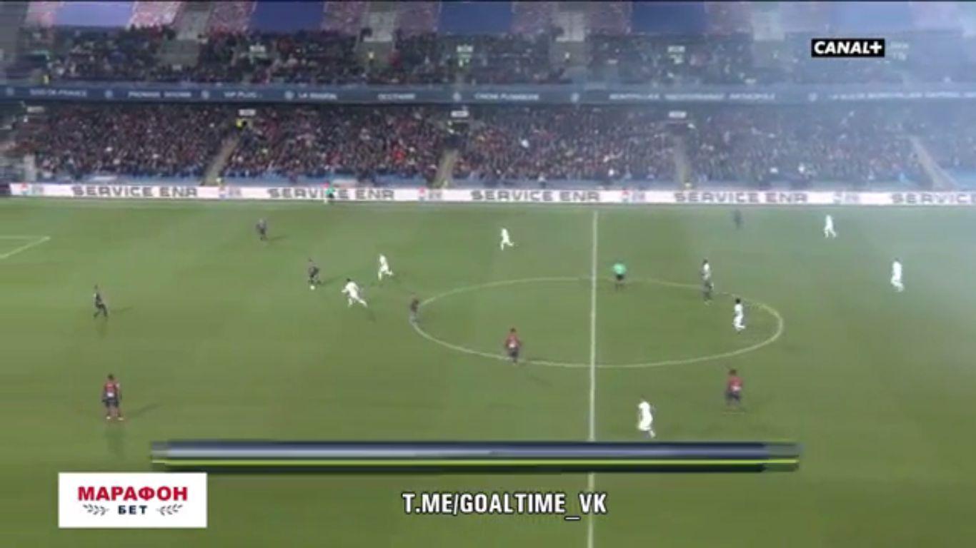 03-12-2017 - Montpellier 1-1 Marseille