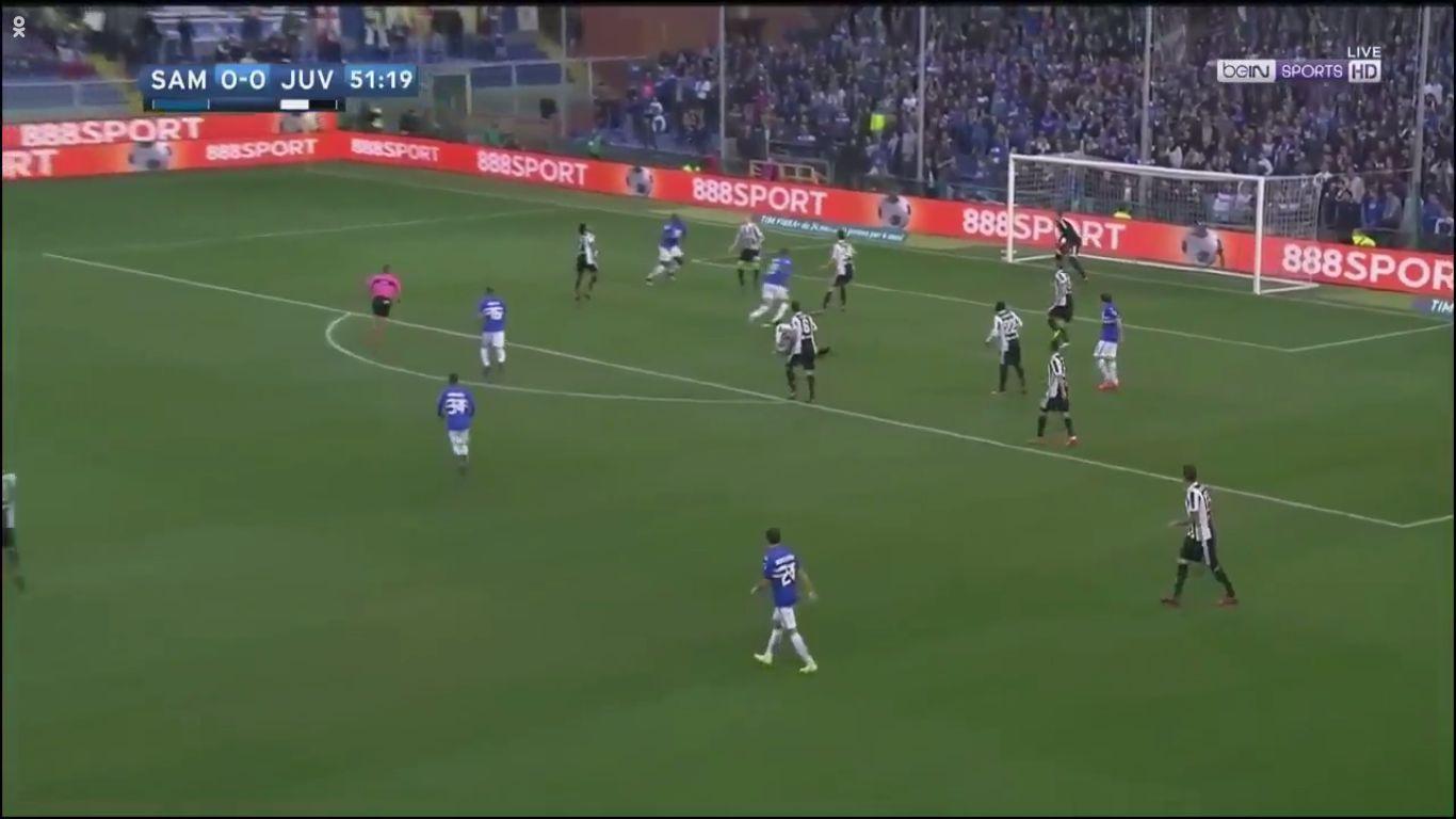 19-11-2017 - Sampdoria 3-2 Juventus