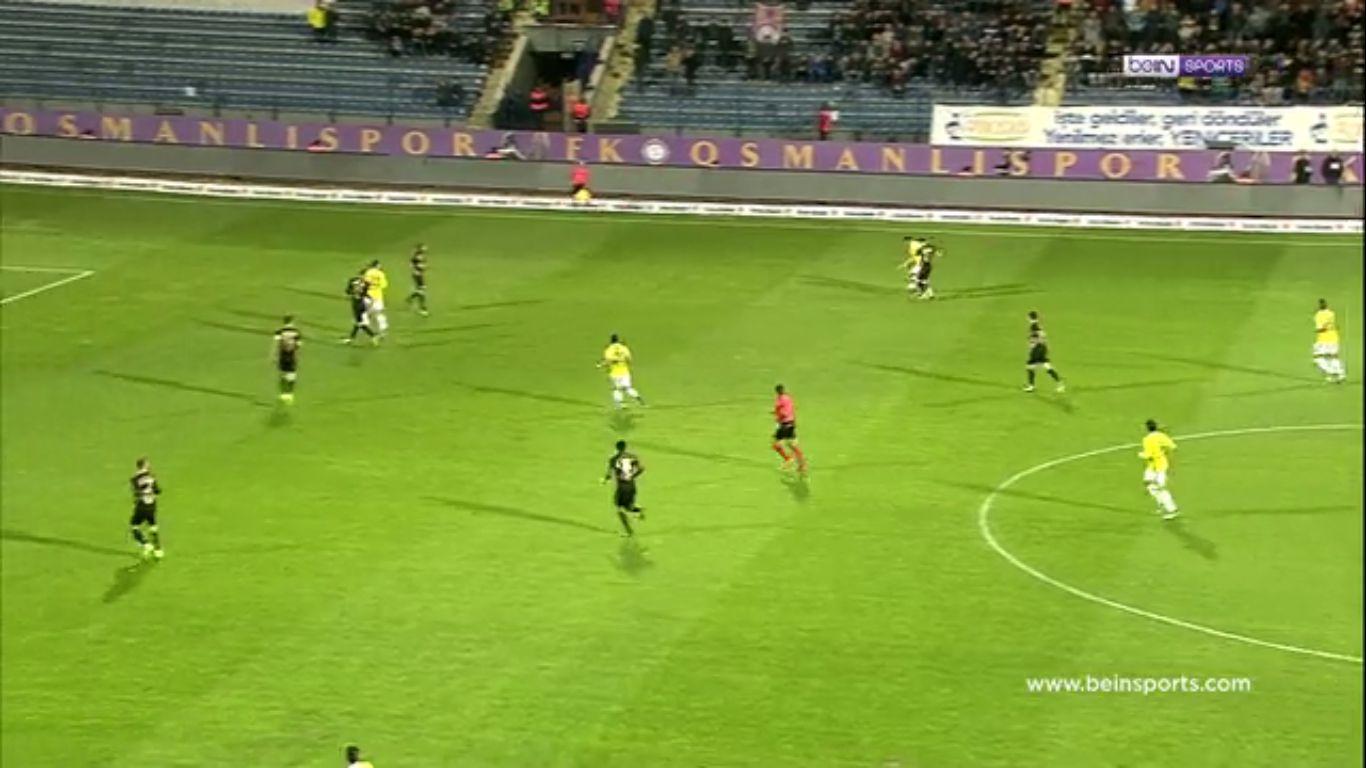 04-11-2017 - Osmanlispor FK 1-1 Fenerbahce