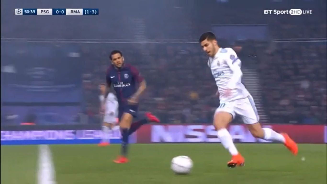 06-03-2018 - Paris Saint Germain 1-2 Real Madrid (CHAMPIONS LEAGUE)