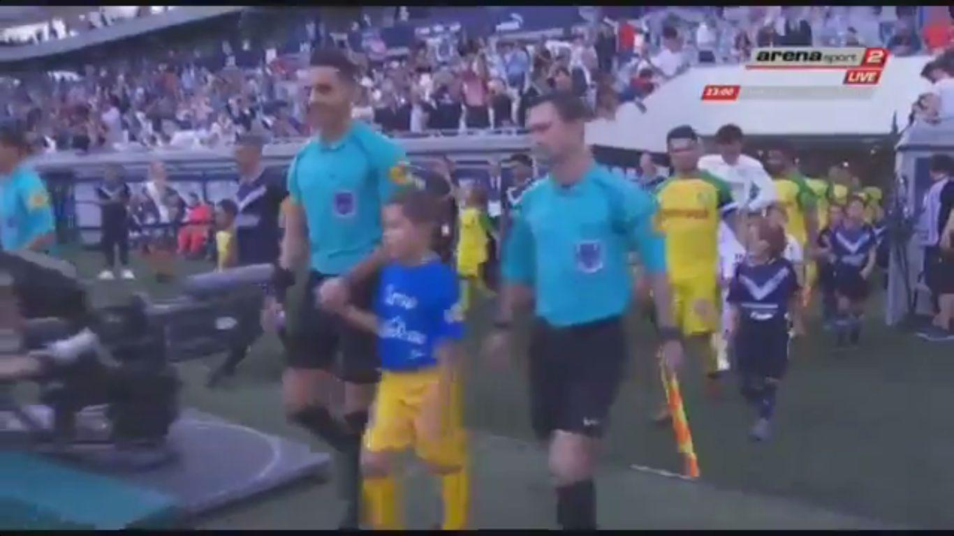 15-10-2017 - Bordeaux 1-1 Nantes