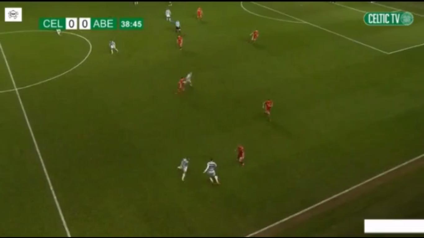 23-12-2017 - Celtic 3-0 Aberdeen