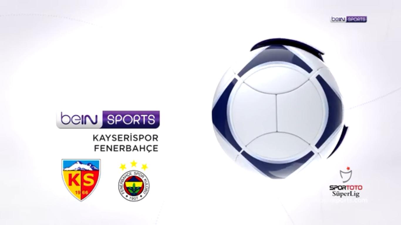 02-04-2018 - Kayserispor 0-5 Fenerbahce