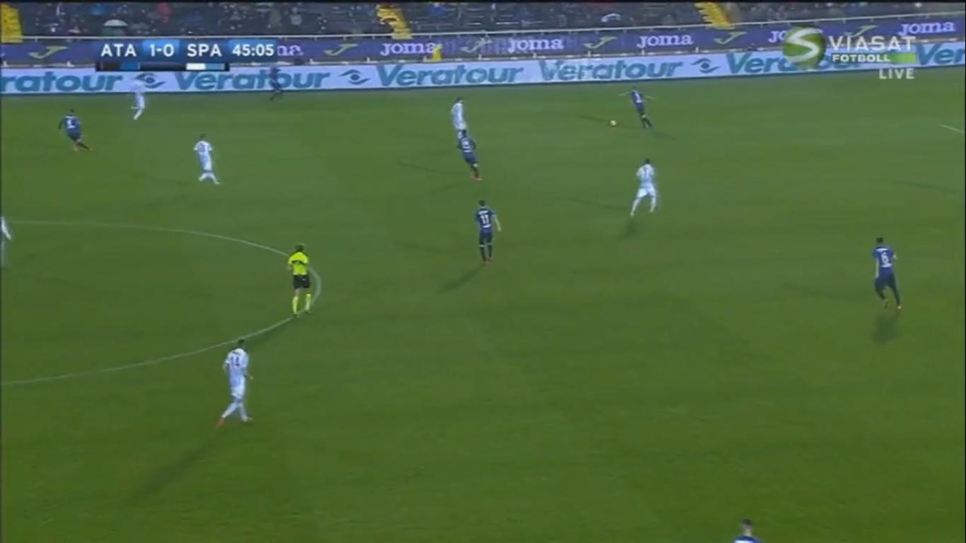 05-11-2017 - Atalanta 1-1 SPAL 2013