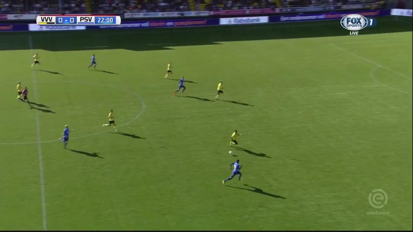 15-10-2017 - VVV-Venlo 2-5 PSV Eindhoven