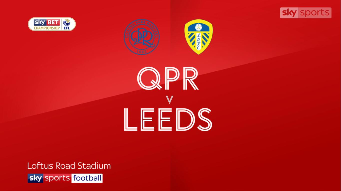 09-12-2017 - Queens Park Rangers 1-3 Leeds United (CHAMPIONSHIP)